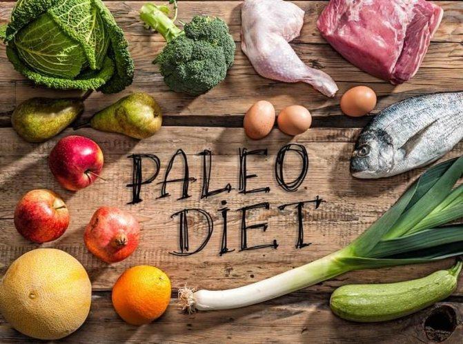 Палео диета: что это такое, похудение, продукты, меню