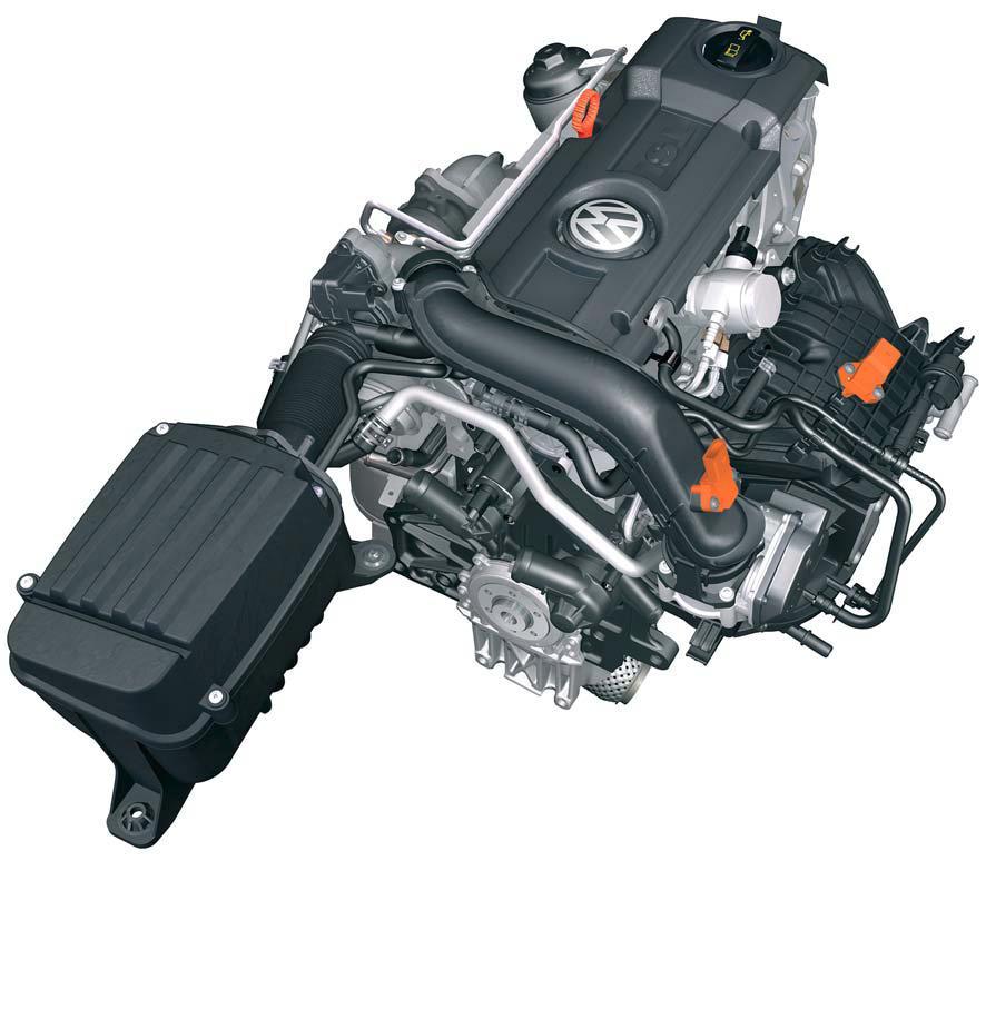 Что значит аббревиатура tsi на двигателях?
