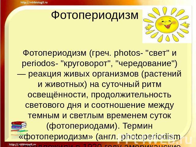 Есть ли у человека фотопериодические реакции? колонка в компьютерреonline #32 | лекторий-библиотека batrachos.com