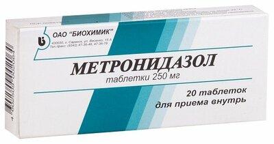 Метронидазол: от чего помогает, как правильно принимать