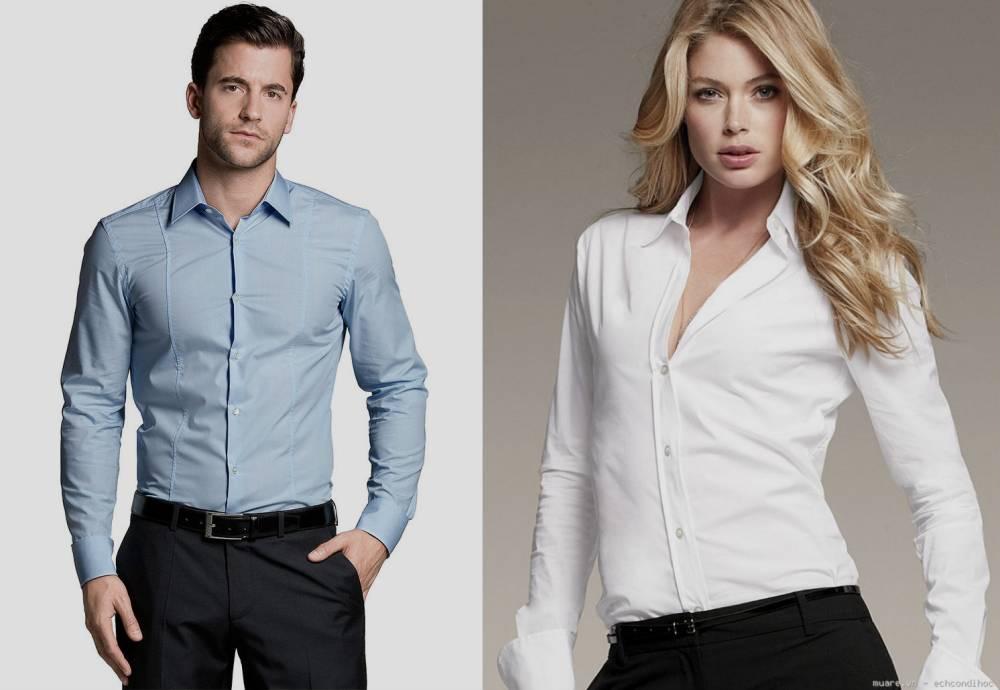 Рубашка | энциклопедия моды