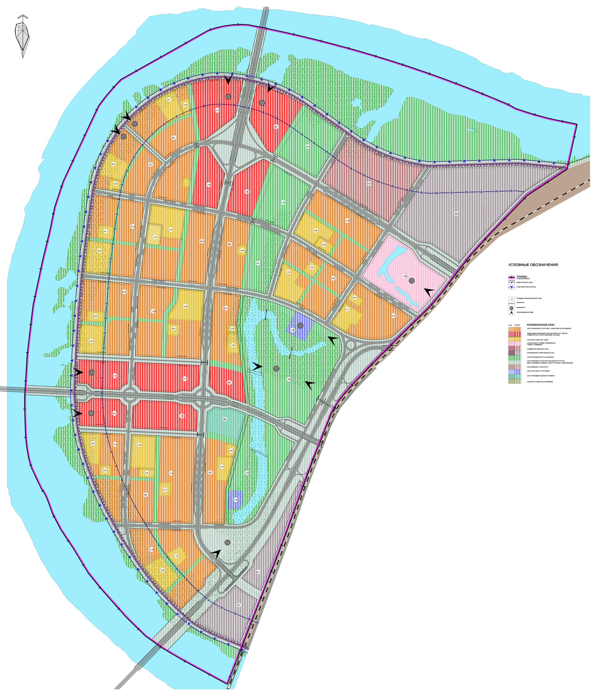 Основы градостроительного зонирования