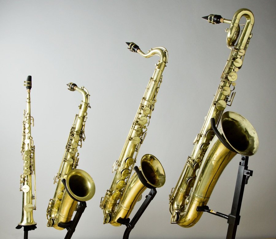 Теноровый саксофон - tenor saxophone
