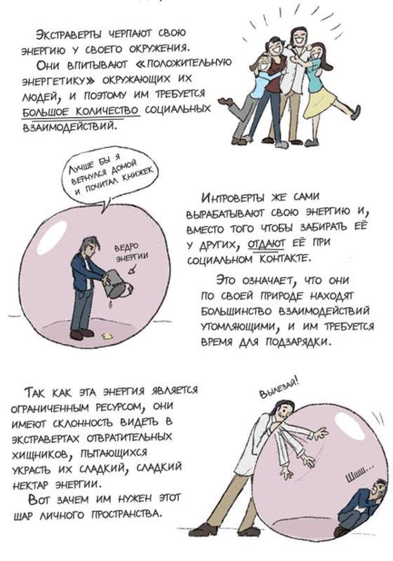 Интроверт - кто это? вся правда об интровертах