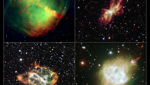 Планетарные туманности - это что такое? :: syl.ru
