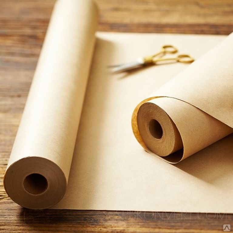 Что такое упаковочная крафт бумага (классификация, свойства, характеристики)