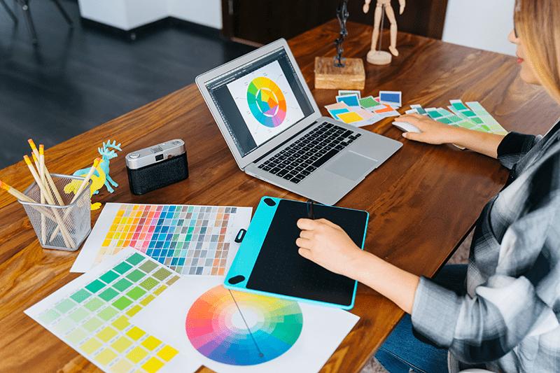 Что такое графический дизайн в интерьере и почему он должен там быть