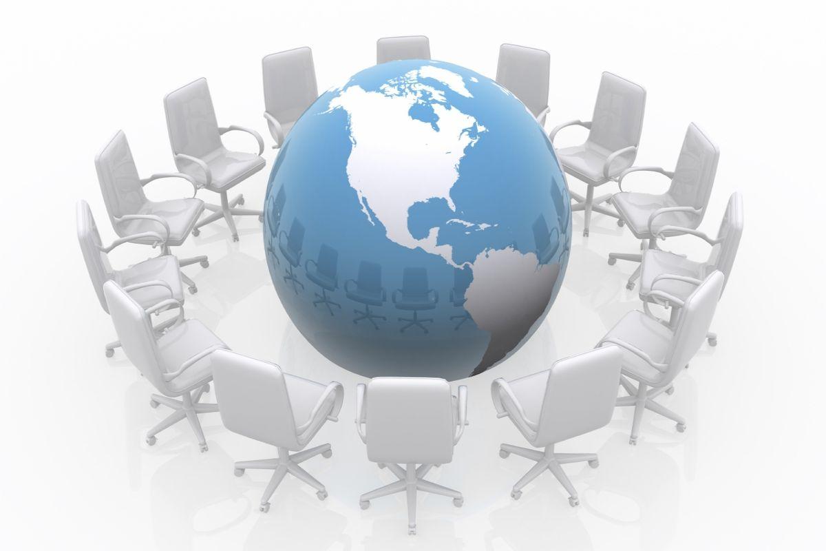 Телеконференция: система проведения, виды телеконференций