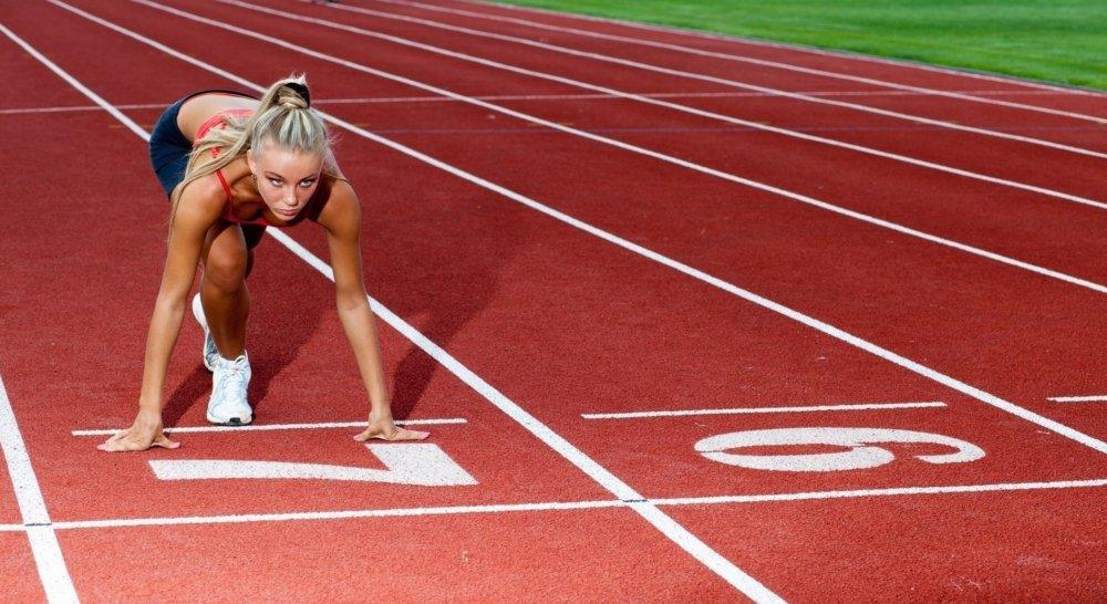 Бег на короткие дистанции