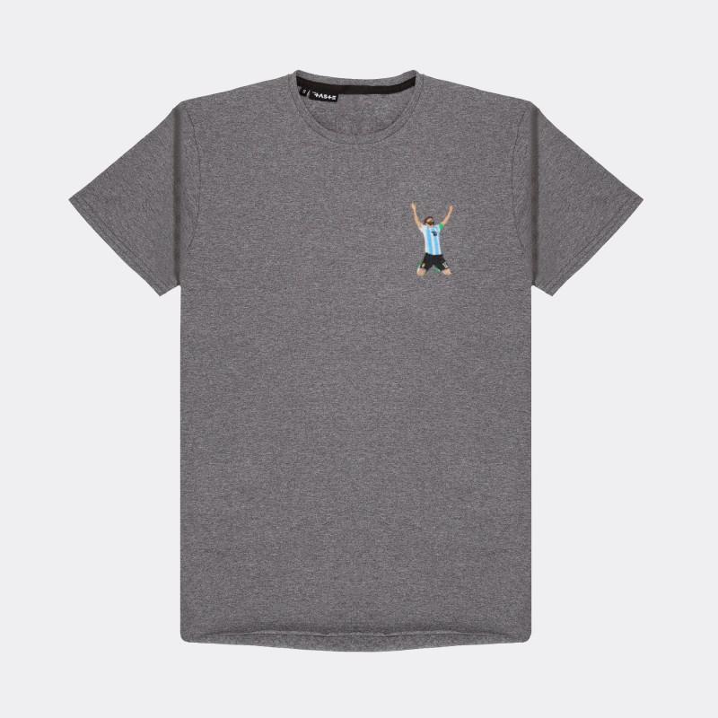 Мужские футболки: описание видов и особенности выбора