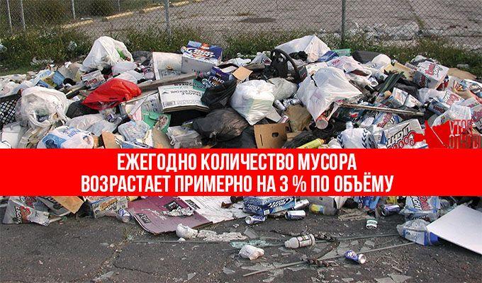 Твердые коммунальные отходы и их отличие от тбо