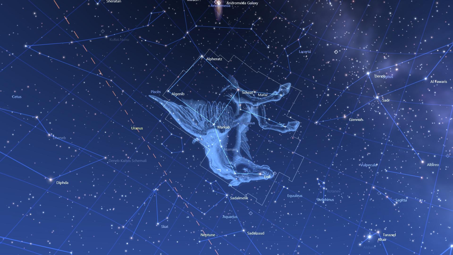 Созвездия - история, полный список, как наблюдать