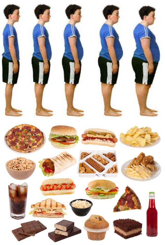 Фаст-фуд: виды продуктов быстрого питания и их опасность для здоровья
