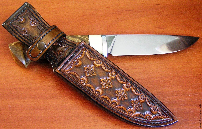 Необычный нож пчак: основные характеристики