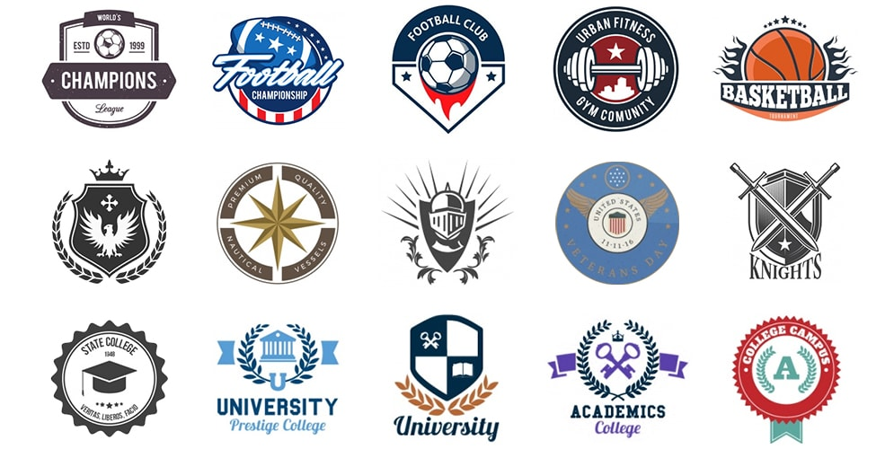 Чем отличается логотип от эмблемы