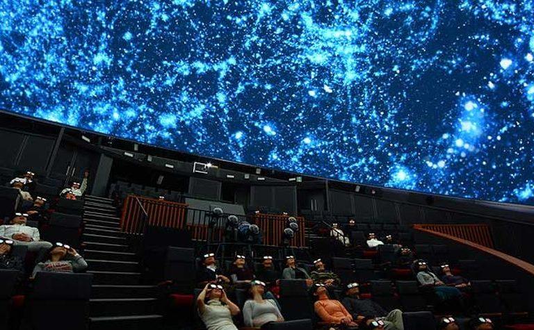 Московский планетарий: история, описание, фото
