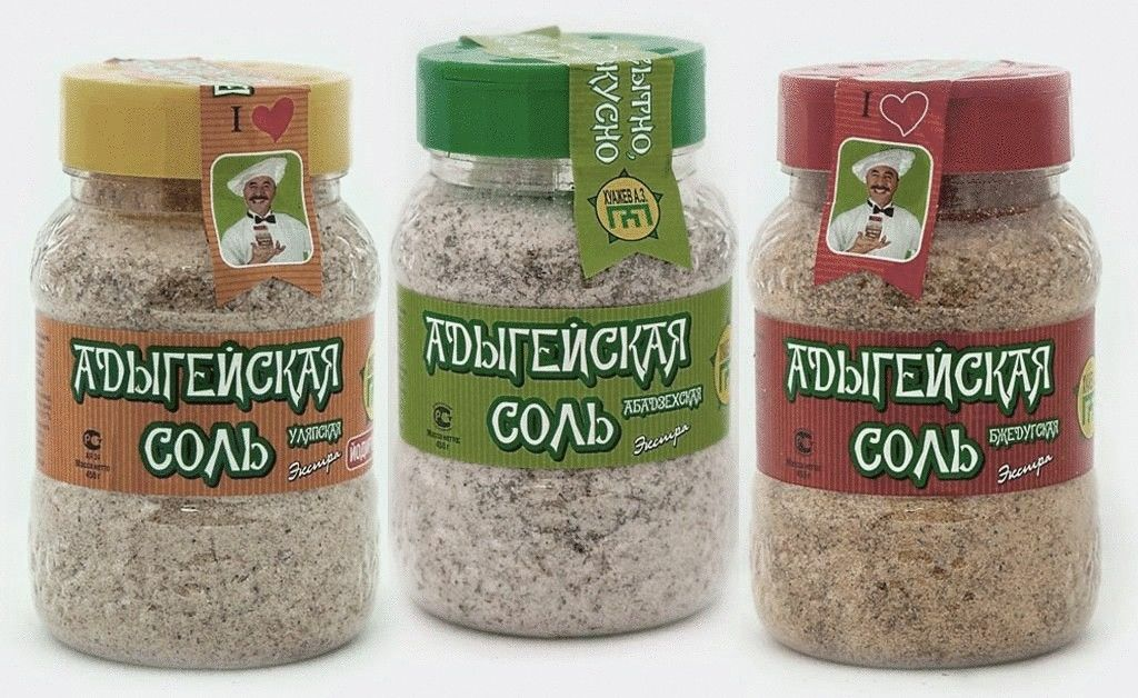 Маленький секрет вкусных блюд кавказских кухни: всё про адыгейскую соль и её применение в кулинарии