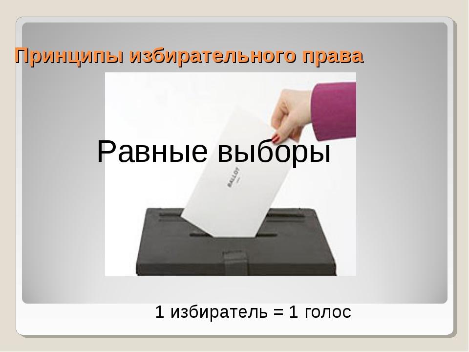 Виды избирательных систем. избирательная система в рф :: businessman.ru