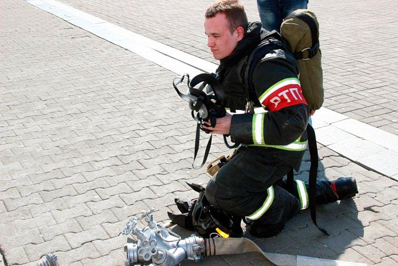 Справочник руководителя тушения пожара – общий алгоритм действий, кто исполняет указания
