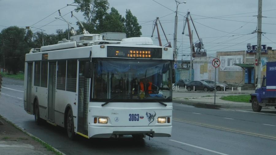 Гдынский троллейбус — википедия. что такое гдынский троллейбус