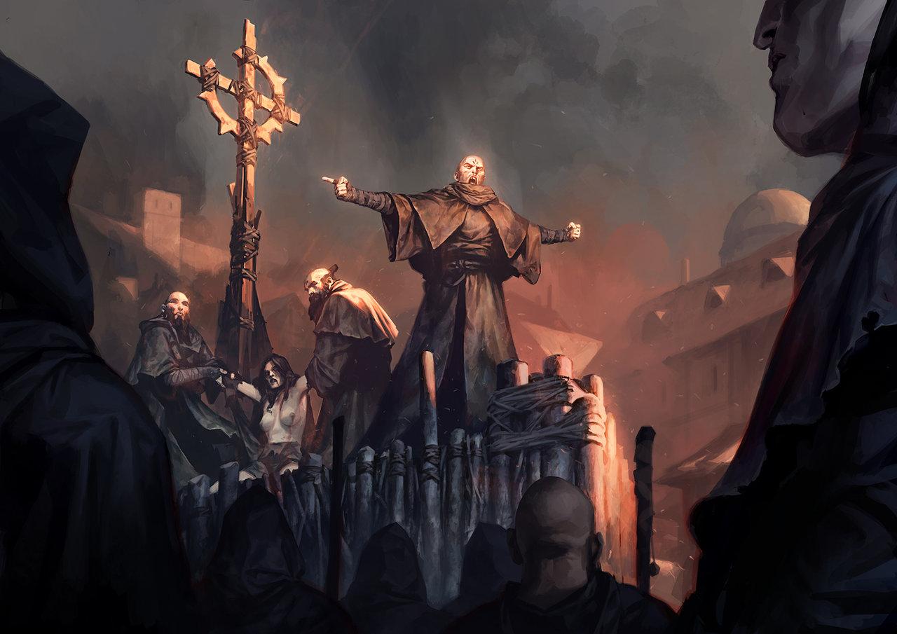 Инквизиция что это? значение слова инквизиция