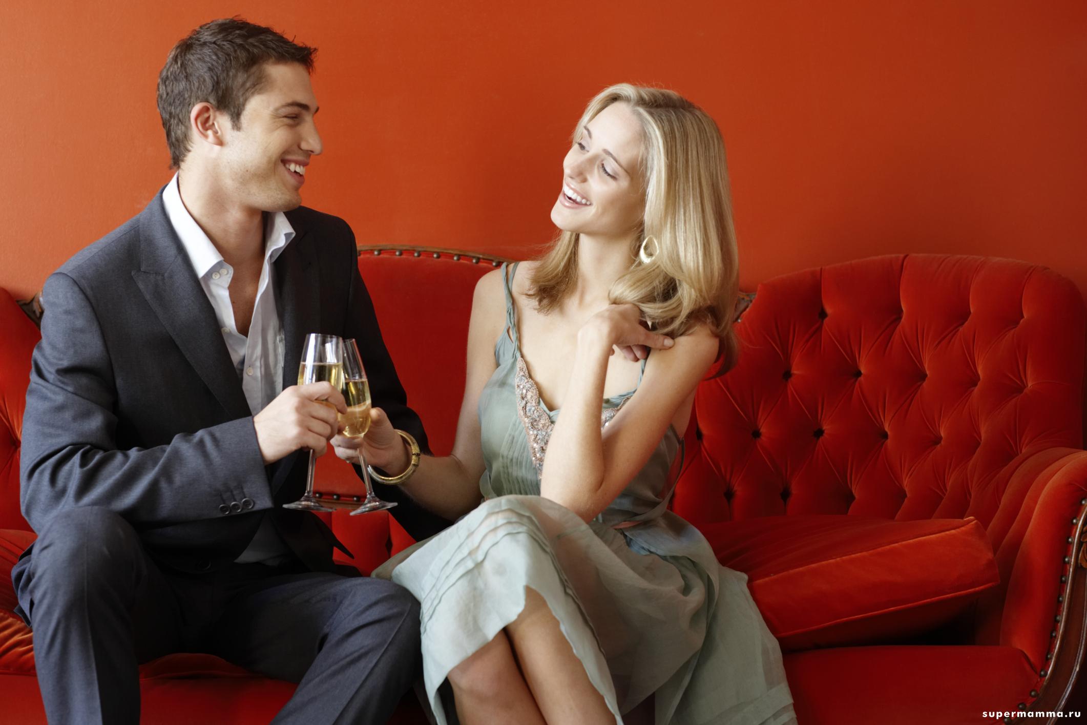 Флирт - что такое флирт между мужчиной и женщиной, 5 типов флирта