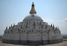 Буддийская ступа – значение символа - все об индии