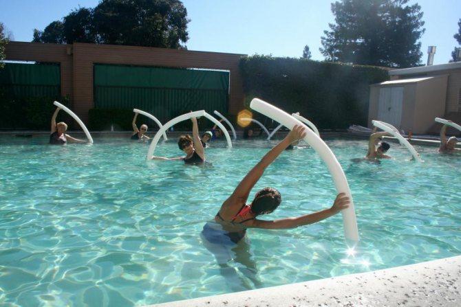 Плавание – польза для тела, радость для души!