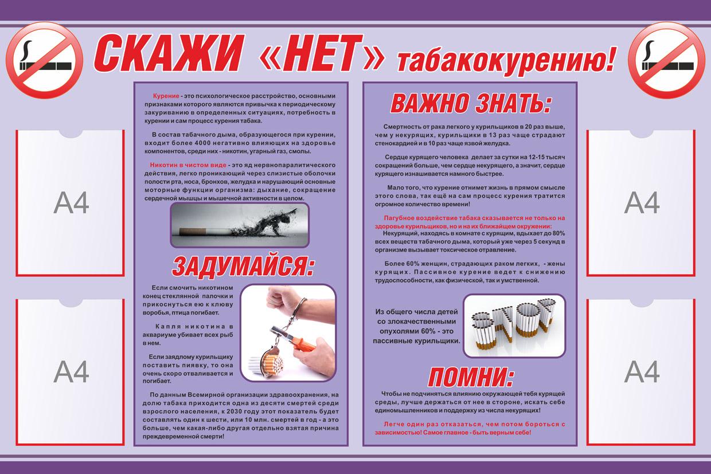 Вред курения — самые важные факты