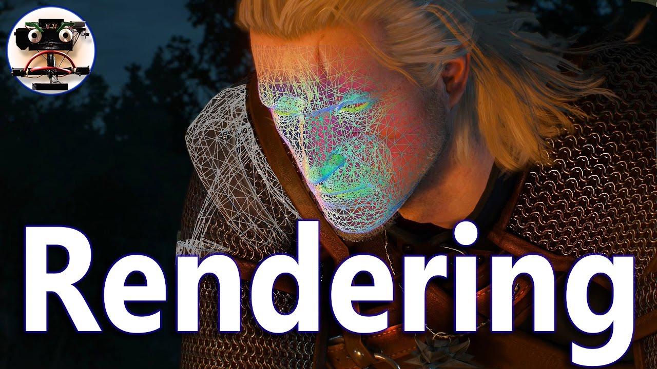 Что такое рендер (рендеринг) - простой ответ что это значит