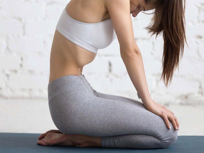 Как делать упражнение вакуум живота и чем оно полезно?