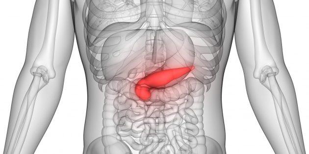 Симптомы и лечение заболеваний поджелудочной железы