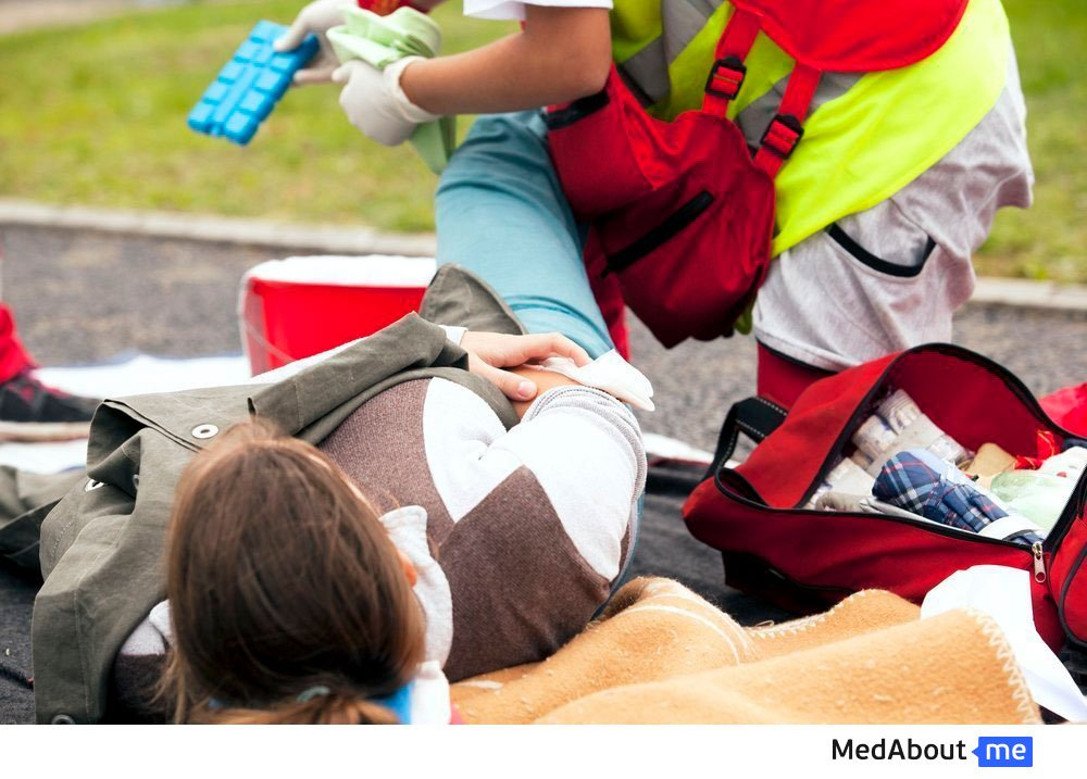 Травматический шок — википедия. что такое травматический шок