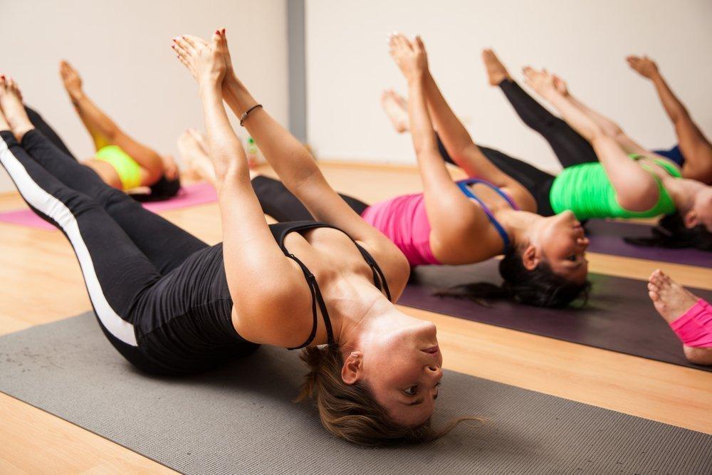 Шейпинг: занятия для похудения в домашних условиях, упражнения, видео