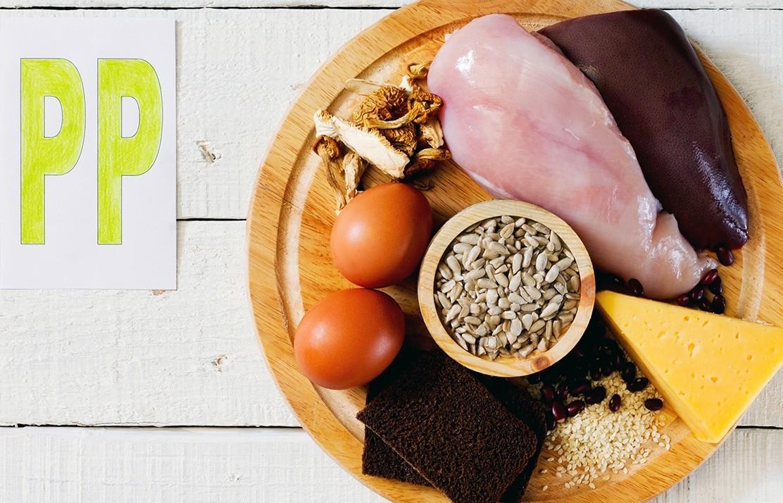 Ниацин, или витамин b3: в каких продуктах содержится