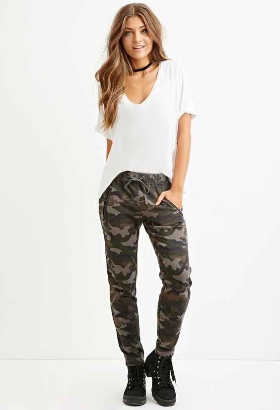 Женские джинсы джоггеры: с чем носить и сочетать? примеры готовых образов с фото