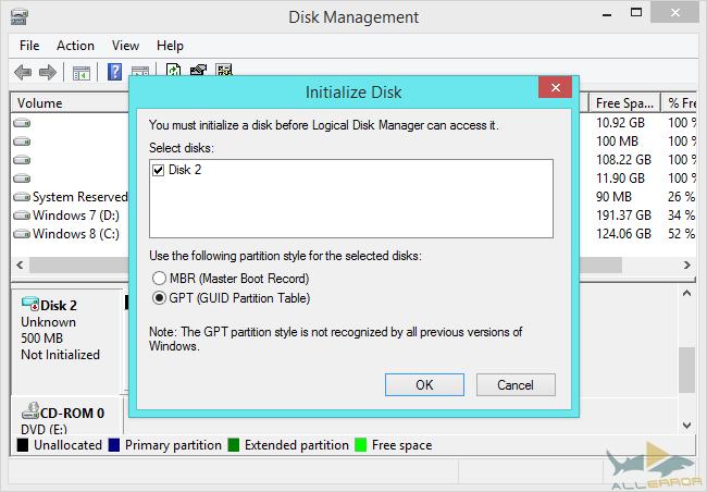 Как конвертировать стиль разметки диска mbr в gpt в командной строке windows 10 с сохранением работоспособности системы
