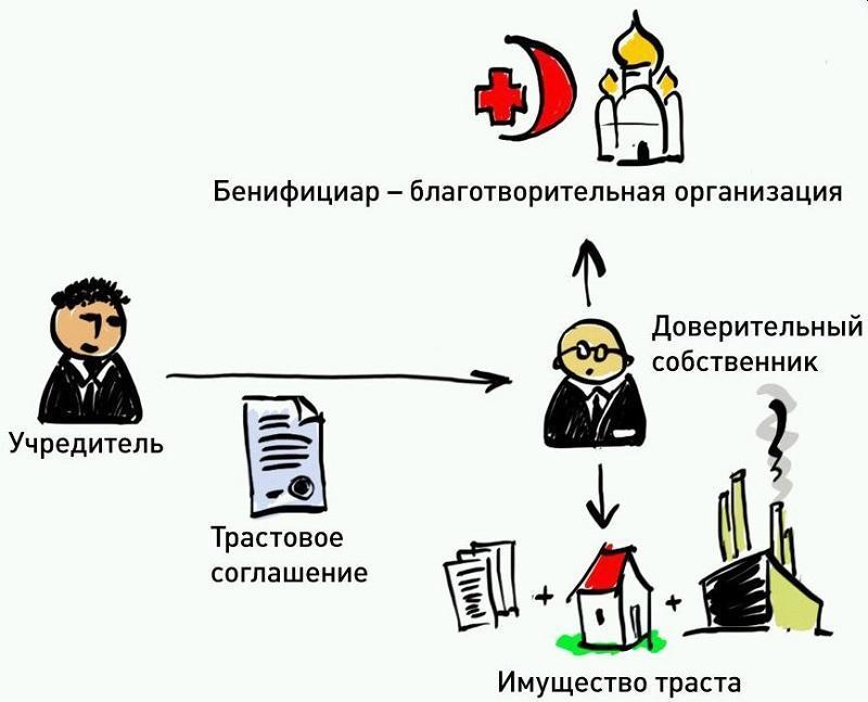 Учредитель и бенефициар – в чем разница | bro investor