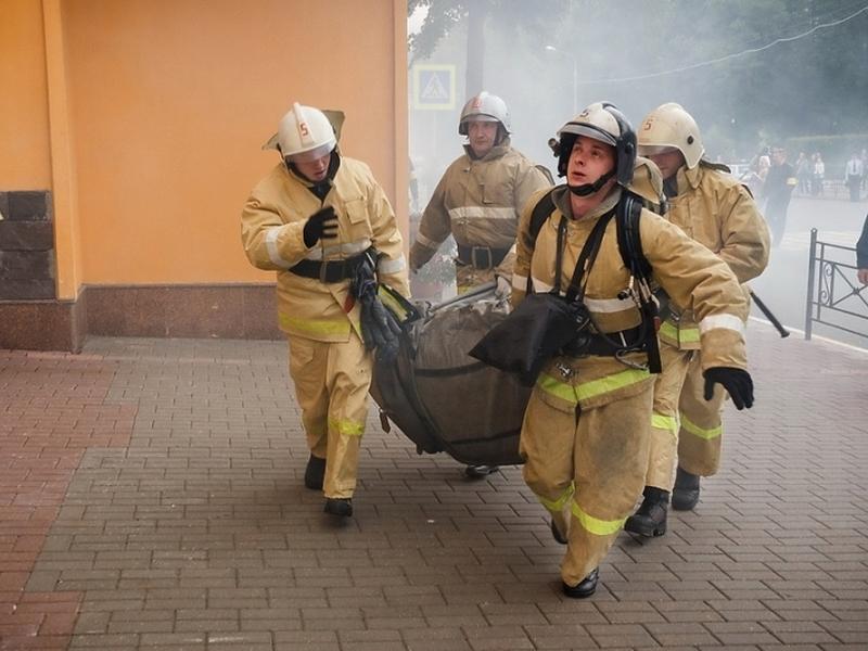 Боевой участок и сектор проведения работ на пожаре или чс