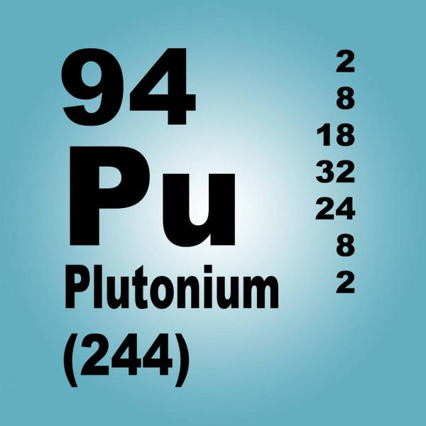 Плутоний pu
