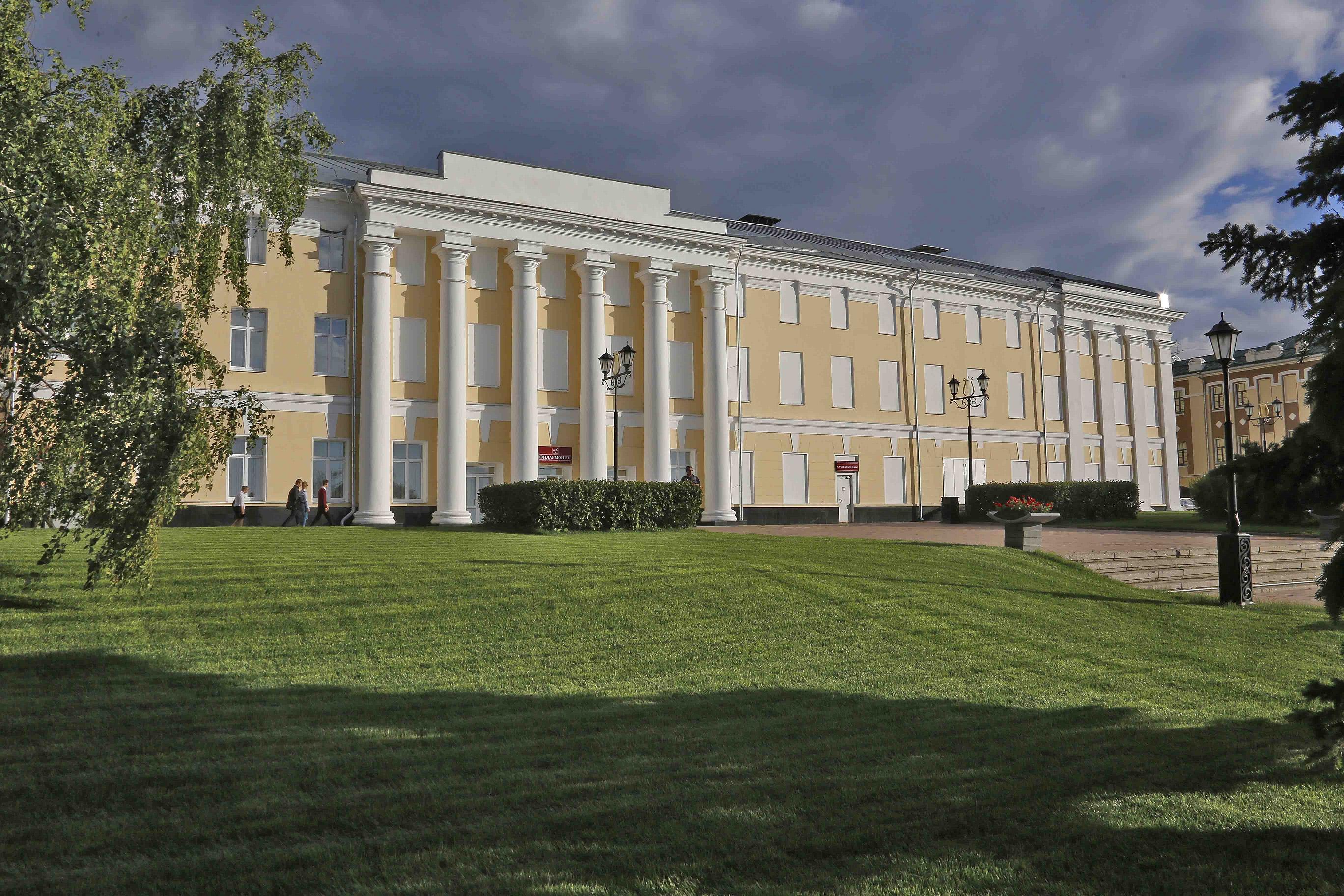 Одесская государственная филармония