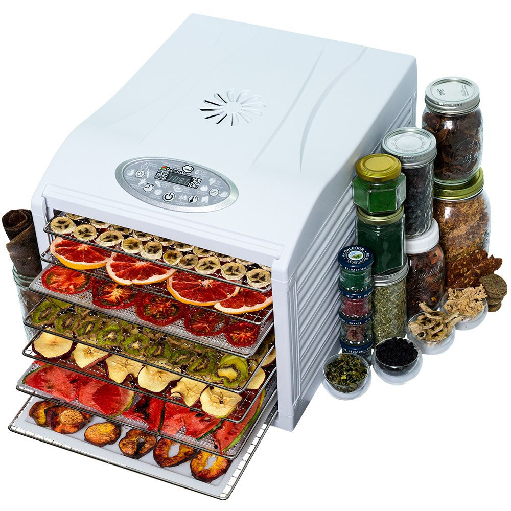 Выбираем сушилку (дегидратор) для фруктов, овощей, грибов и ягод за 7 шагов