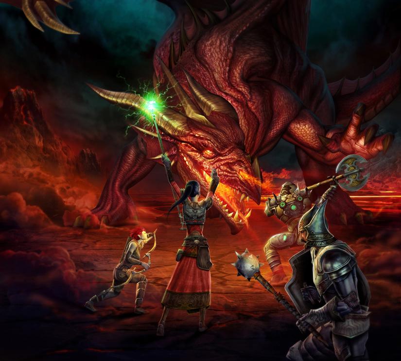 Преследование dungeons & dragons в 1980-х   rpg   fandom