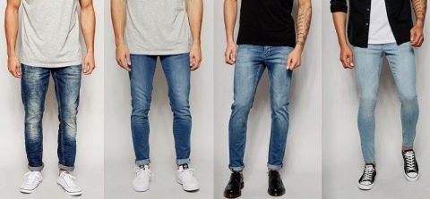 Как делать подвороты на джинсах девушке: какие они бывают и с чем следует сочетать подкатанные брюки?