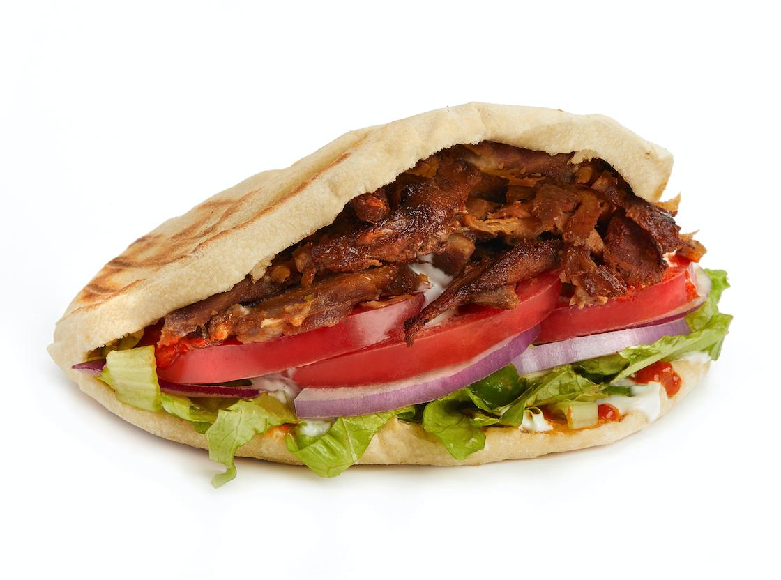 Донер кебаб – кулинарный рецепт