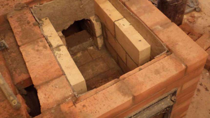 Что такое футеровка печей, для чего и из каких материалов она делается, особенности процедуры и советы мастеров