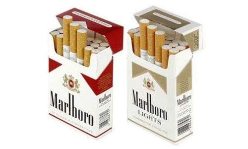 Сигареты мальборо, marlboro: виды, вкусы, содержание никотина, смолы