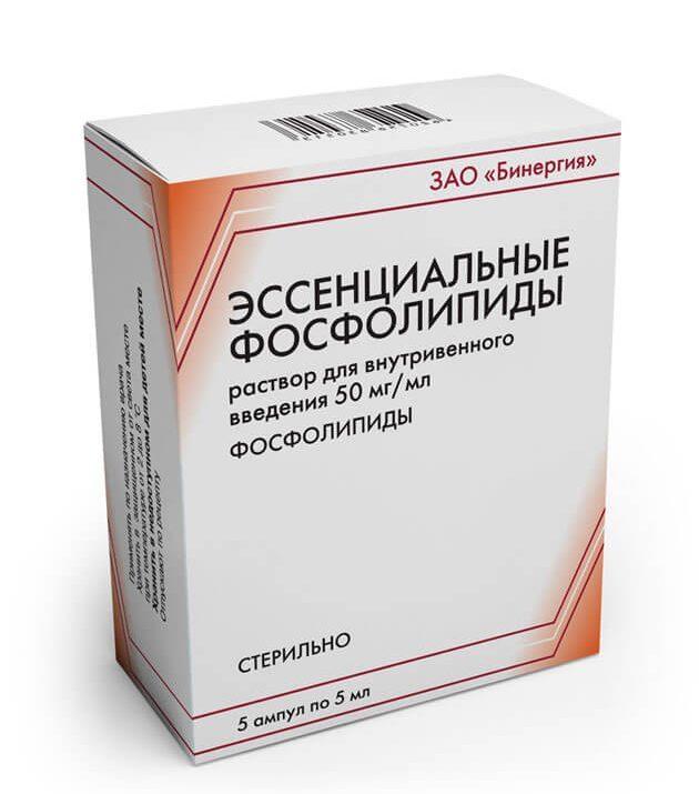 Эссенциальные фосфолипиды: показания к применению и лечебные свойства