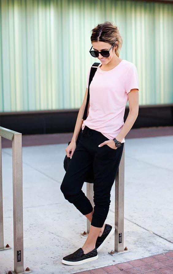 Мужские штаны-джоггеры: стильная вещь или странная модель? 15+ фото