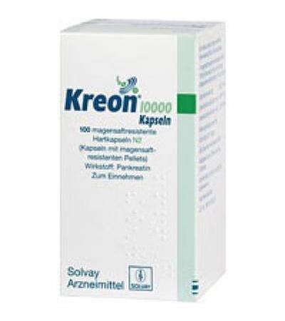 Креон — инструкция по применению, описание, вопросы по препарату